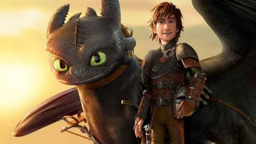How to Train Your Dragon يحقق 259 ألف دولار إيرادات فى مصر
